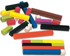 Cuisenaire Rods Alphabet Book - 00108 - My Fathers World